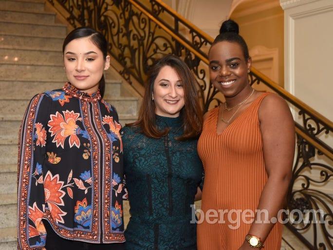 Stephanie Cano, Yessenia Gonzalez, Jasmine Cadet