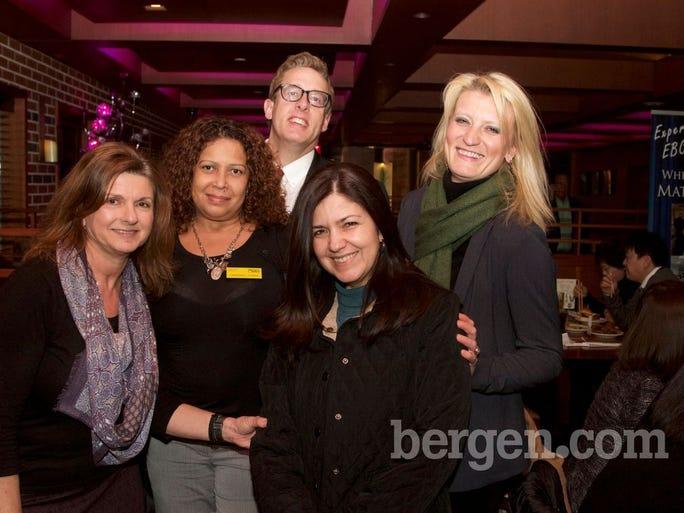 Elaine Masera, Trinadad Lopez, Patrcia Lleras, Brian Wolter, Kia Sergave (Photo by Richard Formicola)