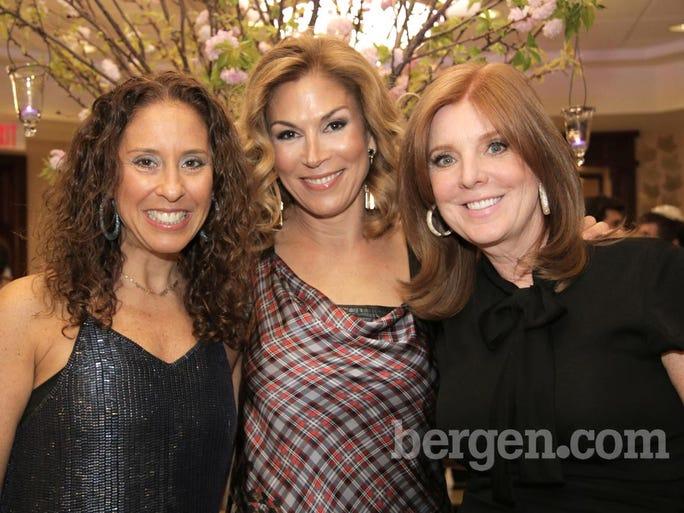 Karen Farber, Robin Epstein, Annie Hausmann (Photo by Charlene Wisnewski)
