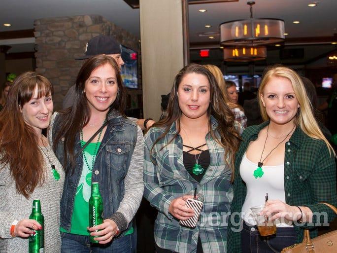 Jenn, Maria, Stefanie, Courtney (Photo by Richard Formicola)