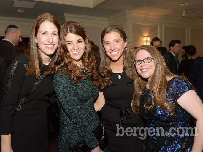 Shari Friedman; Jordana Schwartz; Mindy Gundea; Andrea Reichman (Photo by Eugene Parciasepe Jr.)