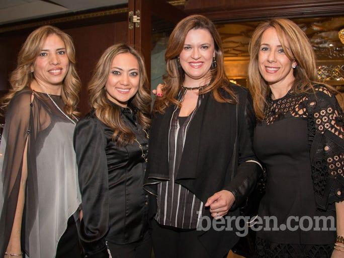 Alba Shick, Irina Blancato, Maribell Seiglie, Foffle Christodoulou (Photo by Charlene Wisnewski)