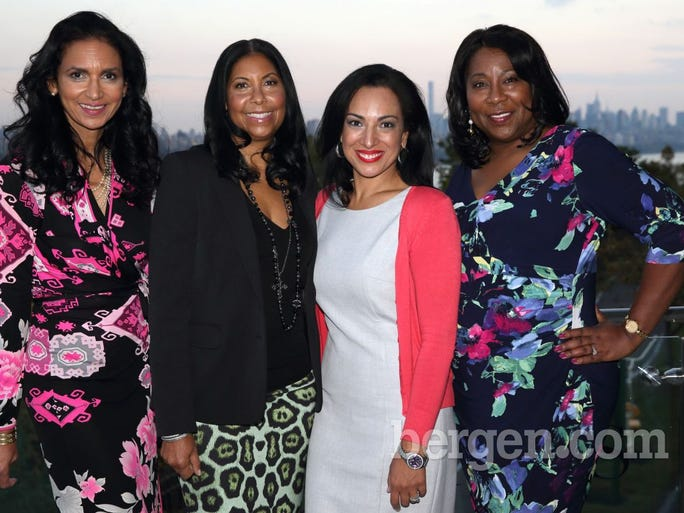 Susan Fales-Hill (Award Winning Television Writer-Producer); Cookie Johnson (Author of Believing in Magic); Michelle Miller (CBS News Correspondent); Linda Spradley Dunn (CEO & Founder of Odyssey Media)