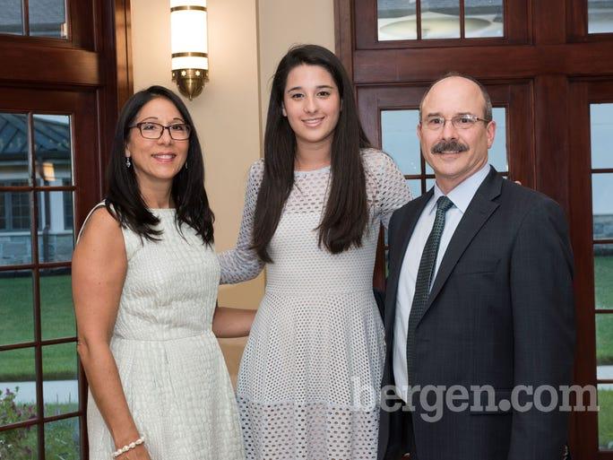 Shari; Carly; Dr. Manny Haber