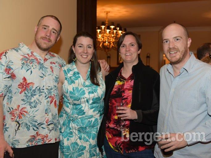 Michael Brown; Caitlin Doran; Carrie Hehir; David Brennan (Photo by Eugene Parciasepe Jr.)