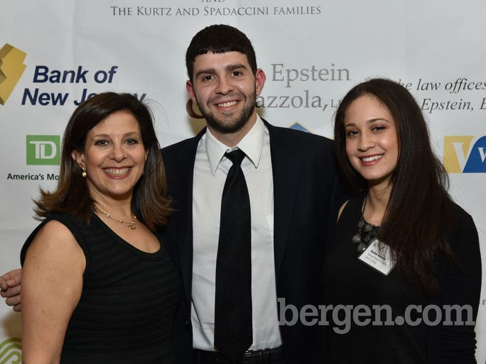 Franci Steinberg, Daniel Gashi and Helen Garcia (Photo by Chris Marksbury)