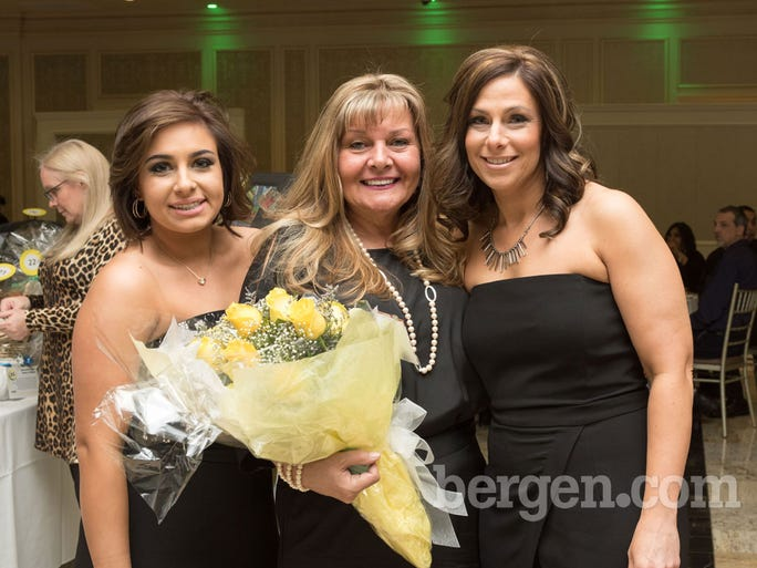 Maegan Woods; Cheryl Lee; Maryann Woods (Photo by Bob King)