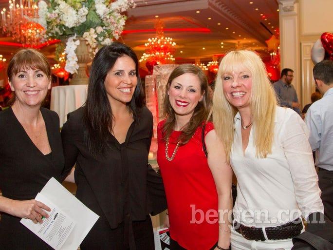 Liz Isudimich, Jamie England, Sara Rosini, Julia Feulner (Photo by Richard Formicola)