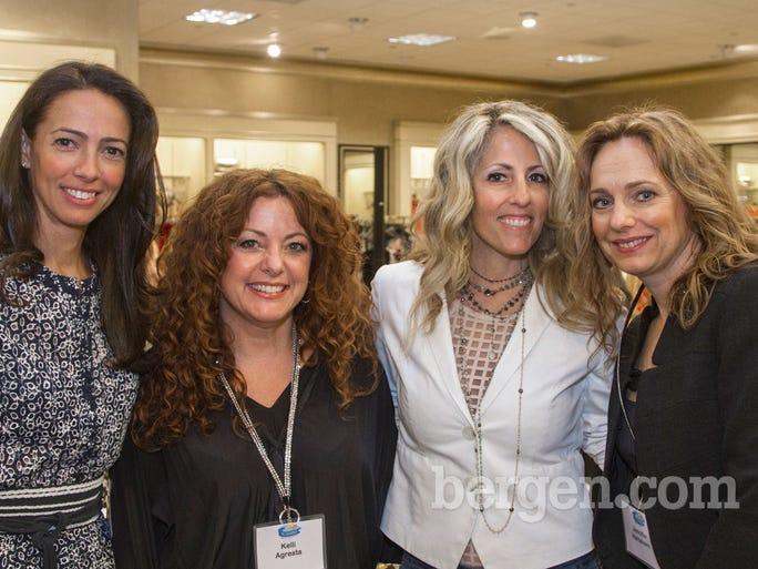 Dana Ranawat, Kelli Agresta, Maryanne Puccio, Jennifer Hartshorn (Photo by Richard Formicola)