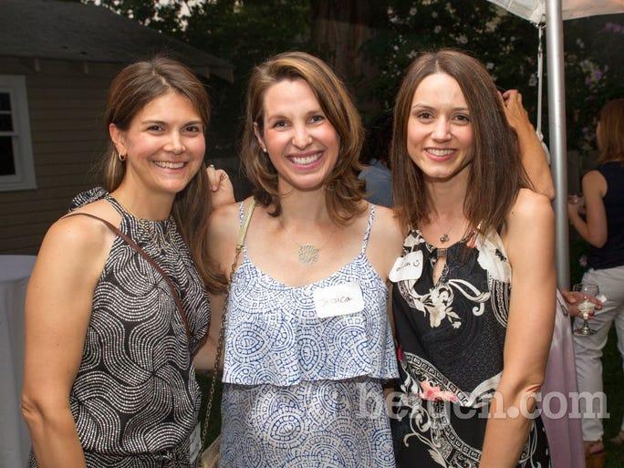 Lauren Jester, Jessica  Dowd, Larissa Sunquist
