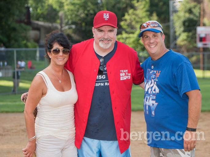 Anna Marie Sasso, Don La Greca (ESPN Radio) and Mike Sasso