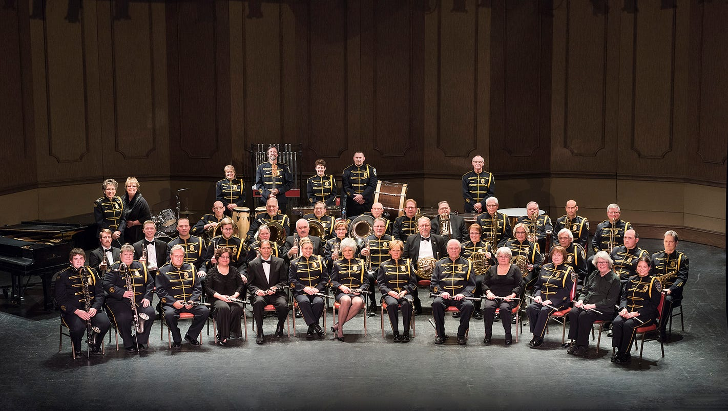 Historic Milwaukee Police Band will hold free annual concert Saturday