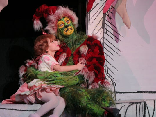 A letter from the Grinch
