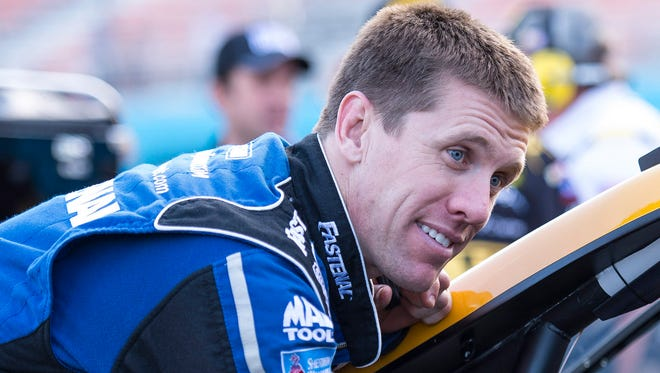 Carl Edwards is the first Sprint Cup driver to publicly express serious concerns over proposed changes to the playoff system.