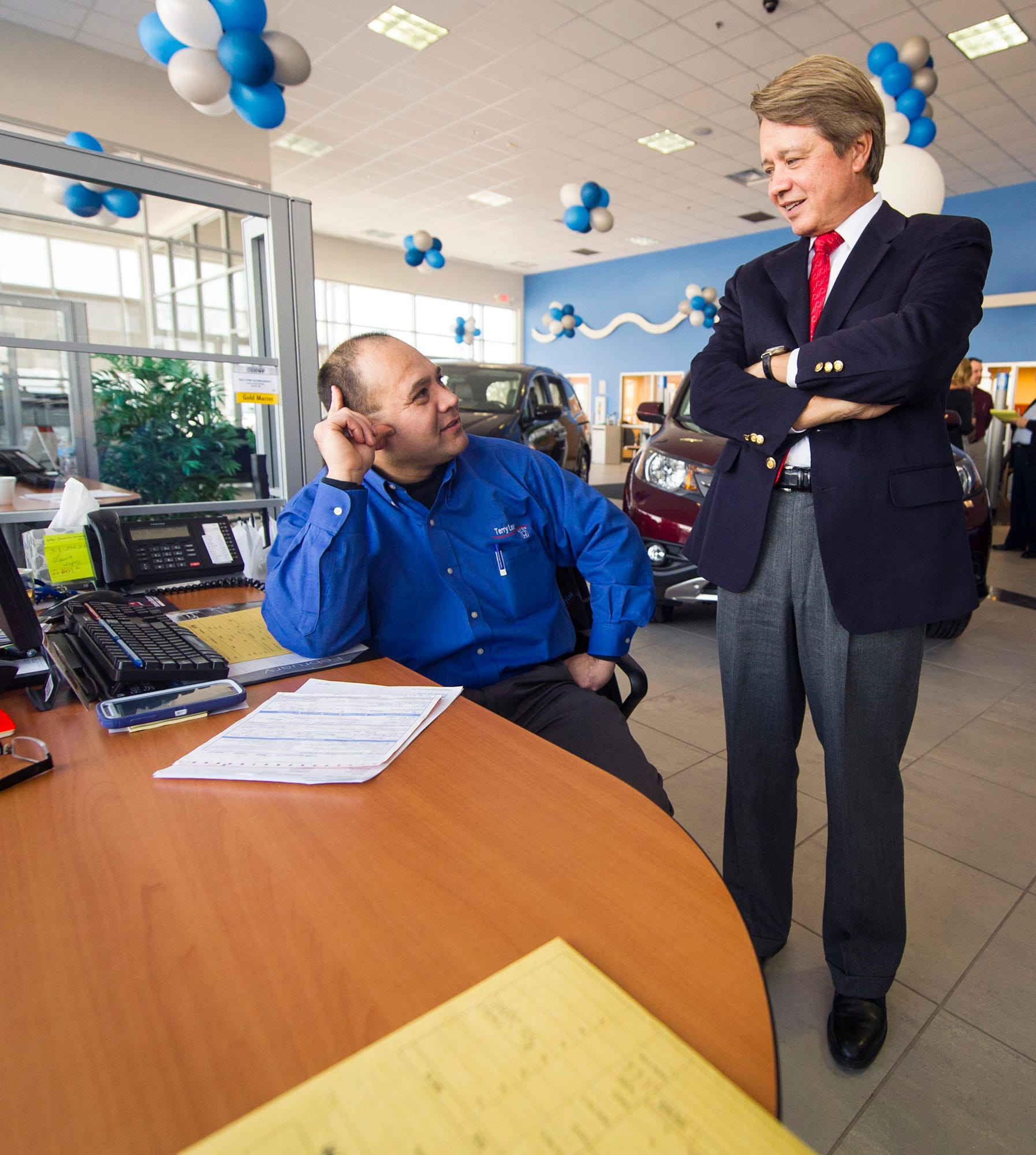 Exceptional 5 In Small Companies: Terry Lee Honda
