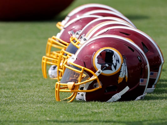 USP NFL: WASHINGTON REDSKINS-TRAINING CAMP S FBN USA VA