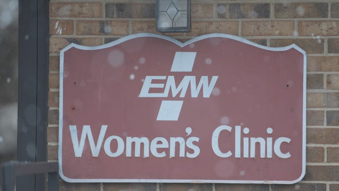 The EMW women's clinic at 161 Burt road in Lexington, Ky., on Thursday, March 3, 2016.  Photo by Mike Weaver