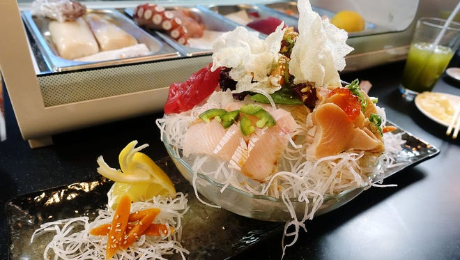Sushi Nakano Makitto Sushi Are Sharp New Sushi Restaurants In Phoenix Sushi station brings the freshest and highest quality sushi at a reasonable price. sushi nakano makitto sushi are sharp