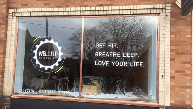 Well.Fit Asheville, a new cylcing and fitness studio, will open Dec. 15 at 239 S. Liberty St.