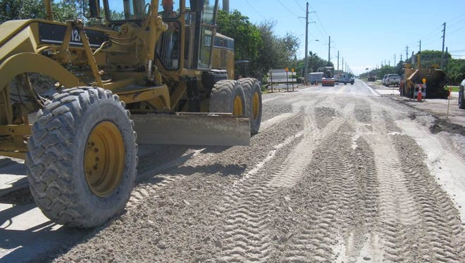 Brevard County commissioners this week approved a plan to nearly triple the number of miles of county roads resurfaced each year.