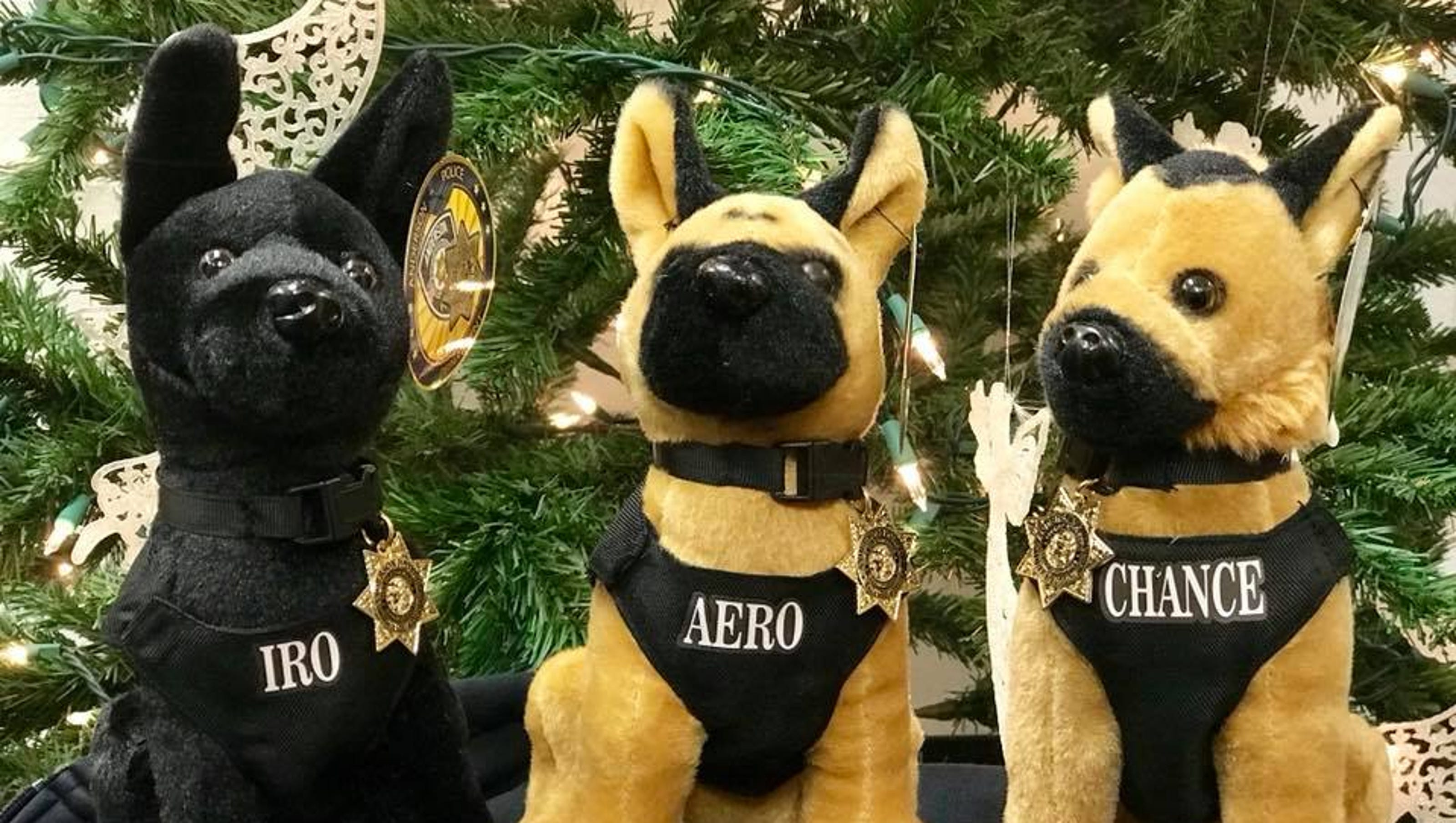 Take A Bite Out Of Crime With Apd K 9 Toys