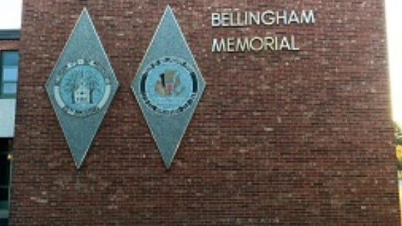 Students and staff at Bellingham Memorial School are transitioning from hybrid to remote learning this week after a positive COVID-19 case was discovered last week.