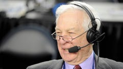 Bill Raftery will be calling his first Final Four on
