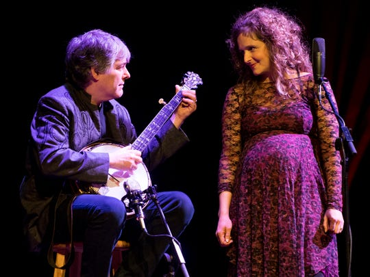 Bela Fleck and Abigail Washburn will perform as part of GPAC's upcoming season.