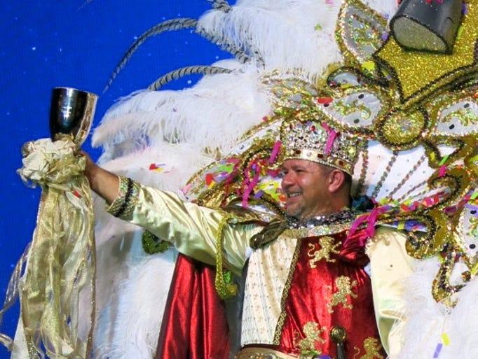 Krewe of Centaur Grand Bal was Saturday at Shreveport