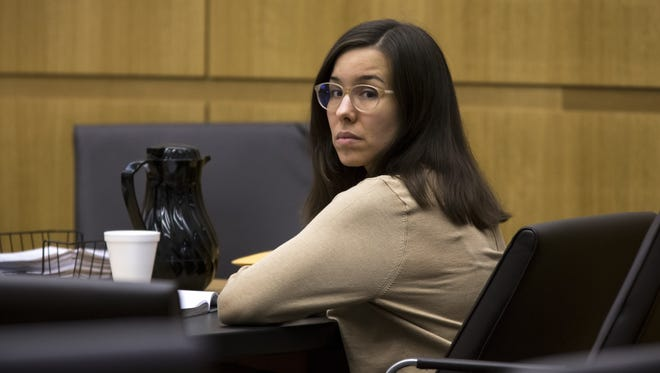 May 8, 2013, a jury finds Jodi Arias guilty of first degree-murder in the 2008 killing of Travis Alexander at his suburban Phoenix home.