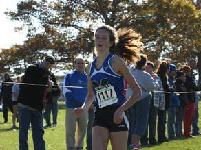 Metuchen's Rachel Suss won the Greater Middlesex Conference Championships on Saturday.