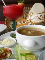 Carmen's Cha Cha Cha Mexican Restaurant.