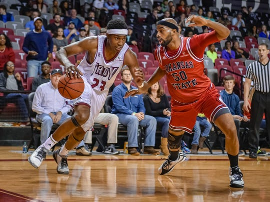 Jordon Varnado is the fourth member of his immediate family to play college basketball.