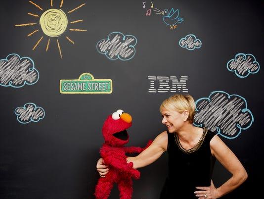 "(John O""Boyle/Feature Photo Service for IBM)"