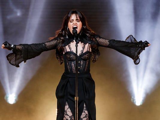 Camila Cabello Performs At Orpheum