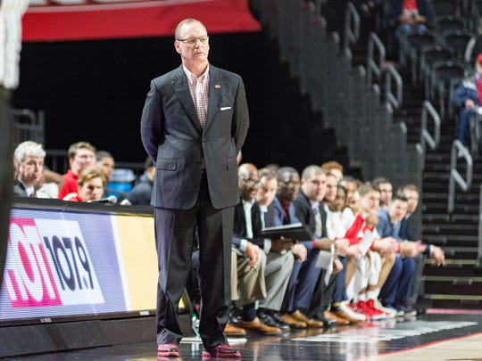 On Saturday UL coach Bob Marlin's Ragin' Cajuns face UL Monroe, which is coming off a controversial loss at Georgia State.