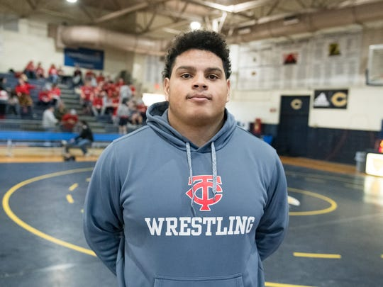 Teurlings Catholic's Miles Santiago is hoping to continue to build on his 35-2 senior season this weekend at Comeaux High's Ken Cole Invitational.