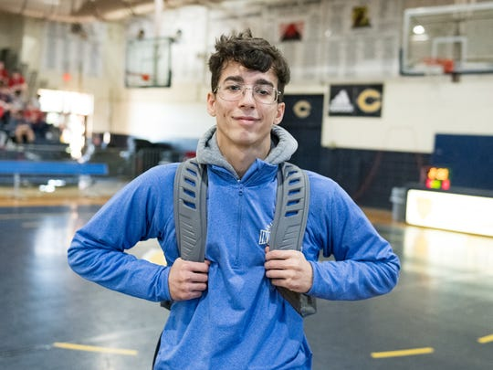 Comeaux's Hunter Broussard hoping to bolster his breakthrough senior season with a high finish at the Ken Cole Invitational.