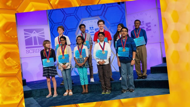 Check out the 2015 Scripps National Spelling Bee finalists.