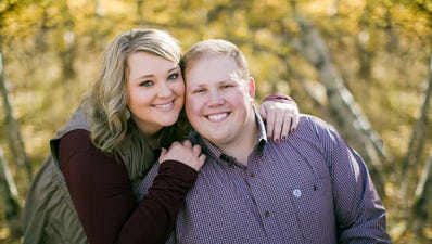 Rikki Murrill and Tyler Swant