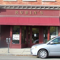 Customers of Rubin's Newsstand will find many items on sale below cost before the business closes.