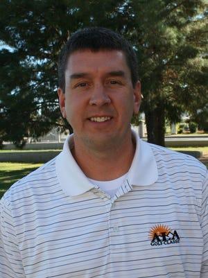 Phoenix Arizona Lutheran volleyball coach Brad Bode.