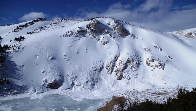 Parts of Colorado are under an avalanche warning