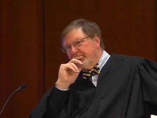 District Judge James Robart