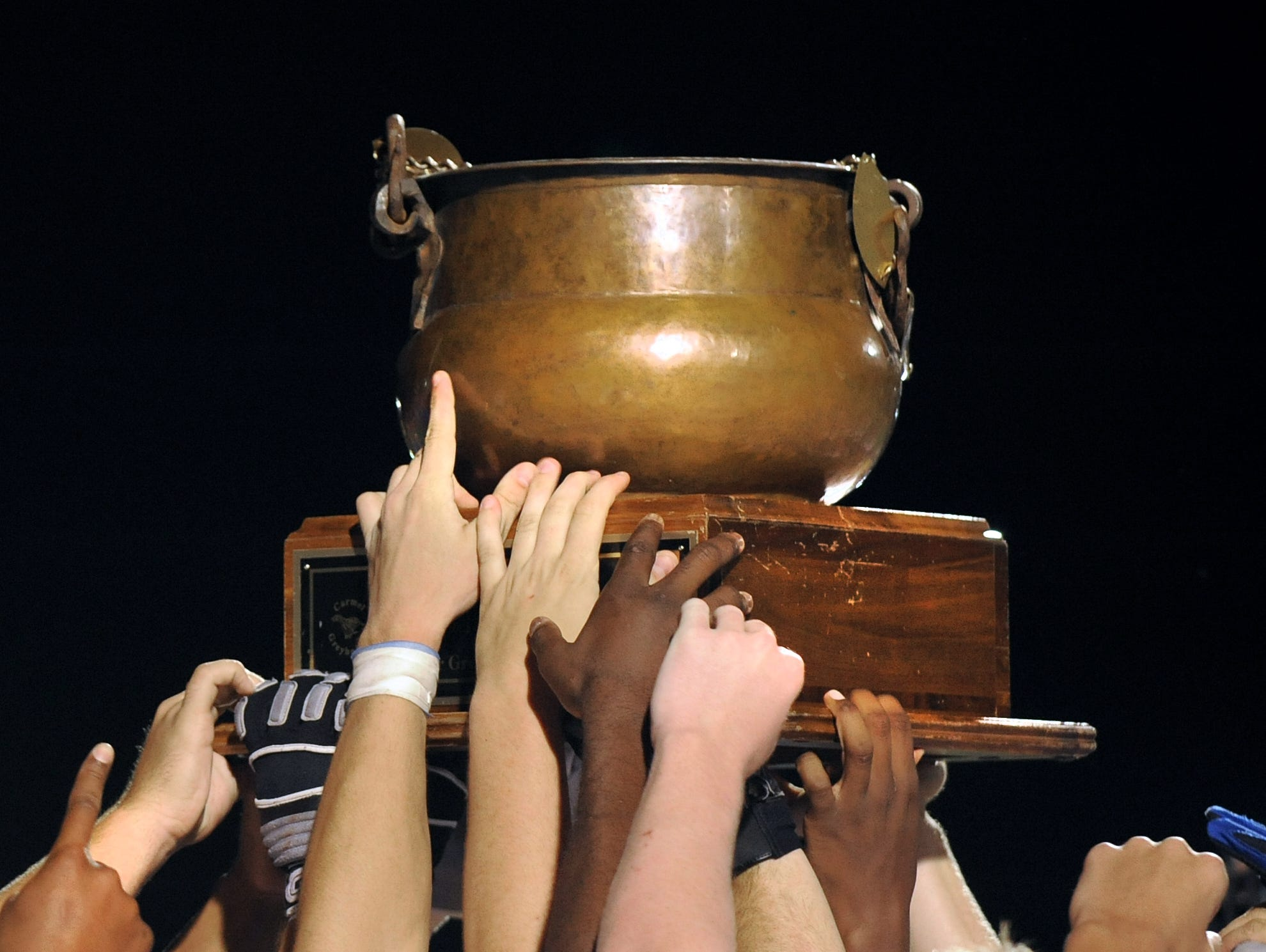 The Copper Kettle is up for grabs in tonight's MIC Network Game of the Week.