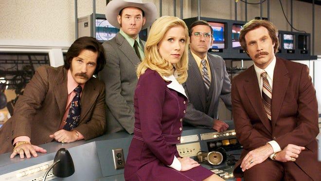 Anchorman' anniversary: Top 10 clips countdown