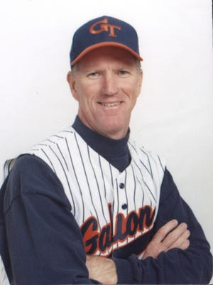 Dan Gorbett was inducted into the Ohio High School Baseball Coaches Hall of Fame while coaching Galion.