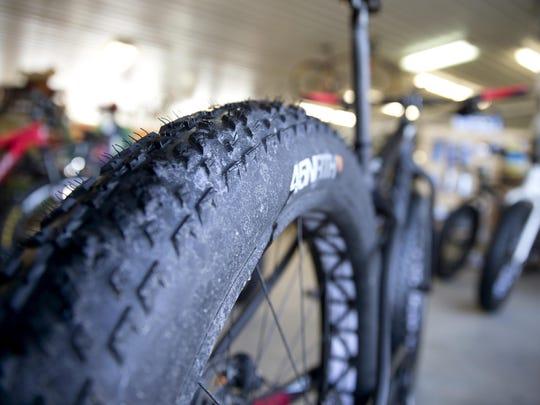On Saturday, fat bikes will take to the Winnebago Ice