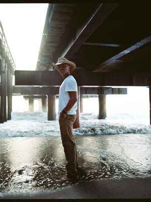 Country singer Kenny Chesney's latest single is 'Wild Child,' a duet with Grace Potter.