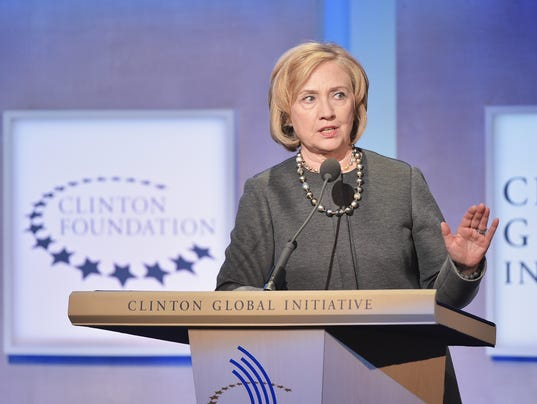 For President Clinton, foundation would enter ethical 'uncharted waters'